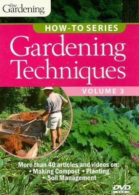Garden Techniques 3 N/A edition cover