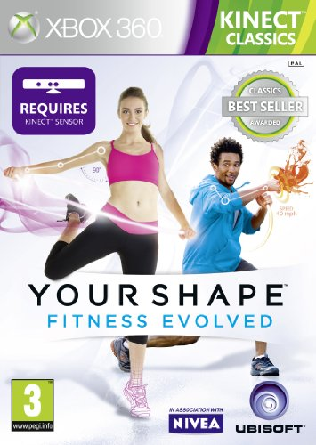 Your Shape Fitness Evolved - Classics (Xbox 360) Xbox 360 artwork