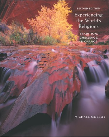 Experiencing the World's Religions Tradition, Challenge, and Change with Free World Religions PowerWeb 2nd 2002 edition cover