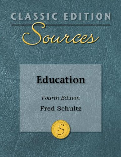 Education  4th 2009 edition cover