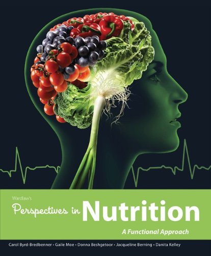 Perspectives in Nutrition A Functional Approach  2014 edition cover