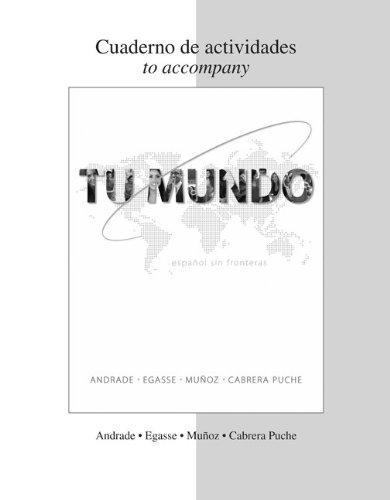 WBLM to Accompany Tu Mundo   2014 edition cover