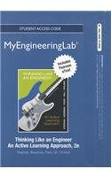 Thinking Like an Engineer An Active Learning Approach 2nd 2013 9780132766746 Front Cover