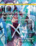 Applied Human Behavior in the Social Environment   2015 edition cover