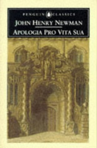 Apologia Pro Vita Sua   2004 edition cover