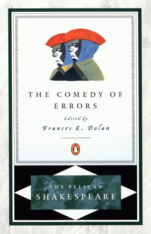 Comedy of Errors   1999 (Revised) edition cover