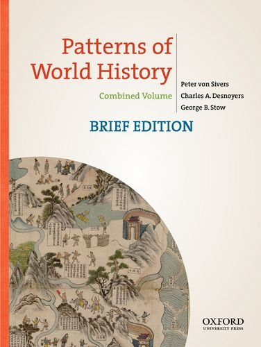 Patterns of World History  N/A edition cover