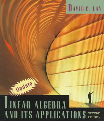 Linear Algebra and its Applications  2nd 2000 (Revised) edition cover