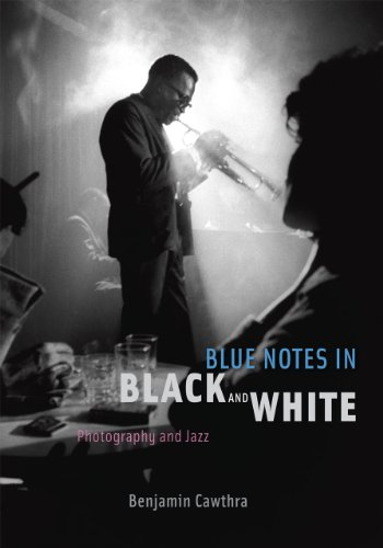 Blue Notes in Black and White Photography and Jazz  2013 edition cover
