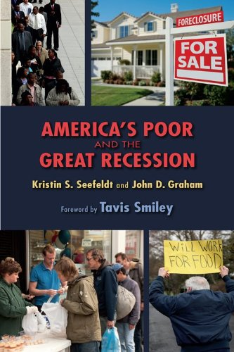 America's Poor and the Great Recession   2013 9780253009746 Front Cover