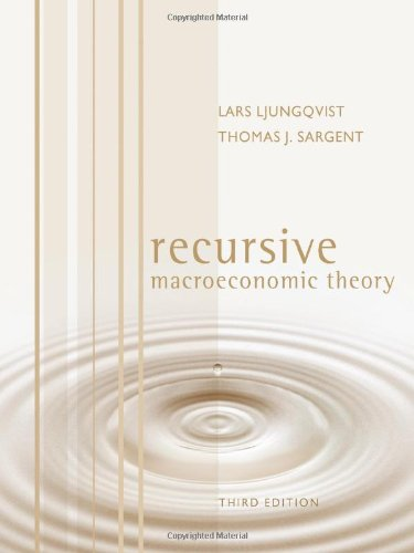Recursive Macroeconomic Theory  3rd 2012 edition cover