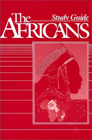 Africans  Student Manual, Study Guide, etc.  9780275920746 Front Cover