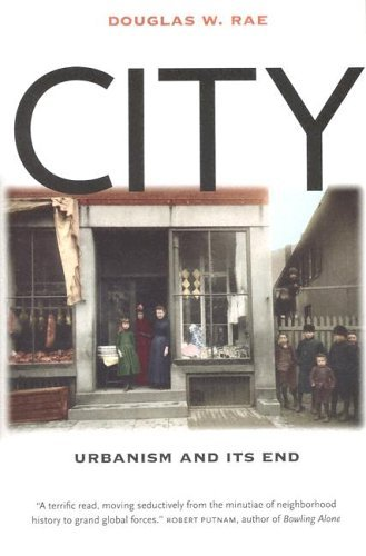 City Urbanism and Its End  2005 edition cover