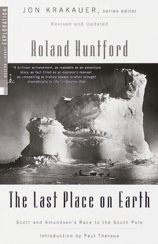 Last Place on Earth   1999 (Revised) edition cover