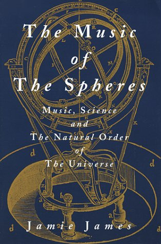 Music of the Spheres Music, Science, and the Natural Order of the Universe  1995 edition cover
