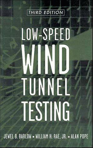 Low-Speed Wind Tunnel Testing  3rd 1999 (Revised) edition cover