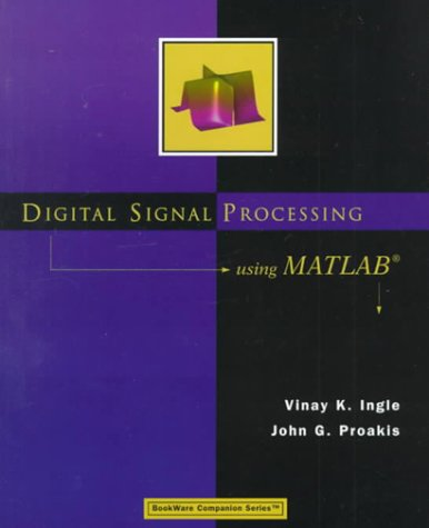 Digital Signal Processing with Matlab   2000 9780534371746 Front Cover