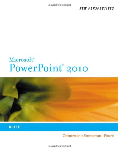 Microsoft� Office Powerpoint� 2010   2011 (Brief Edition) 9780538753746 Front Cover