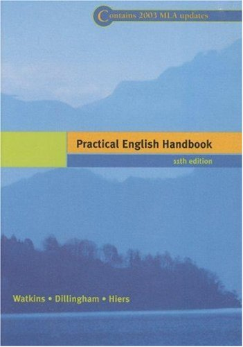 Practical English Handbook  11th 2001 (Revised) edition cover