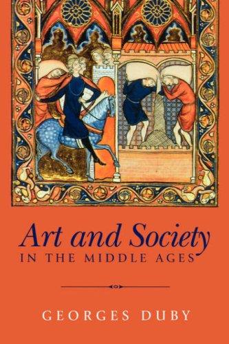 Art et Societe Au Moyen Age   2000 edition cover