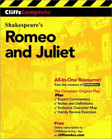 Romeo and Juliet  2nd 2000 edition cover