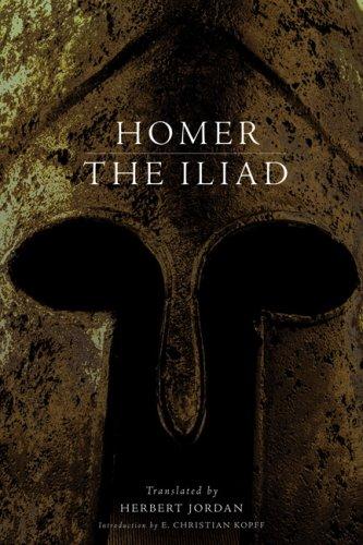 Iliad   2008 edition cover