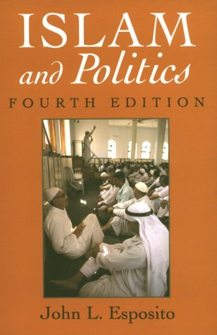 Islam and Politics  4th 1998 edition cover