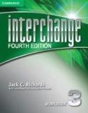 Interchange Level 3 Workbook  4th 2012 (Student Manual, Study Guide, etc.) edition cover