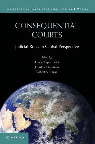 Consequential Courts Judicial Roles in Global Perspective  2013 edition cover