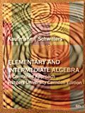 ELEMENTARY+INTERMEDIATE ALGEBR N/A 9781133362746 Front Cover
