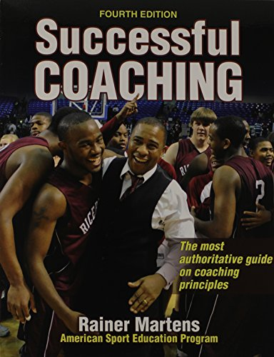 SUCCESSFUL COACHING-W/SG.+UNUS N/A 9781450430746 Front Cover