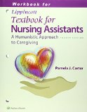 Lippincott's Textbook for Nursing Assistants:   2015 edition cover