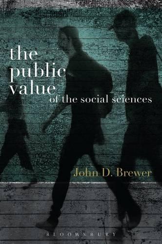 Public Value of the Social Sciences An Interpretive Essay  2013 edition cover