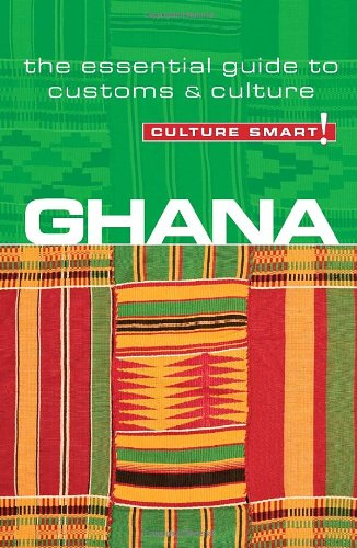 Ghana The Essential Guide to Customs and Culture  2009 edition cover
