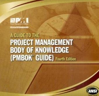 A Guide to the Project Management Body of Knowledge: PMBOK Guide  2008 edition cover