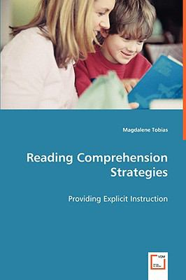 Reading Comprehension Strategies   2008 9783836485746 Front Cover