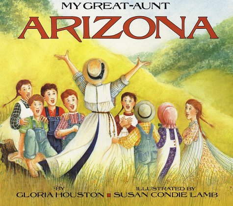 My Great-Aunt Arizona   1997 edition cover