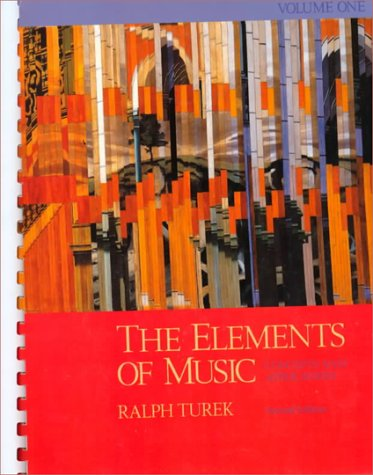 Elements of Music  2nd 1996 (Revised) edition cover