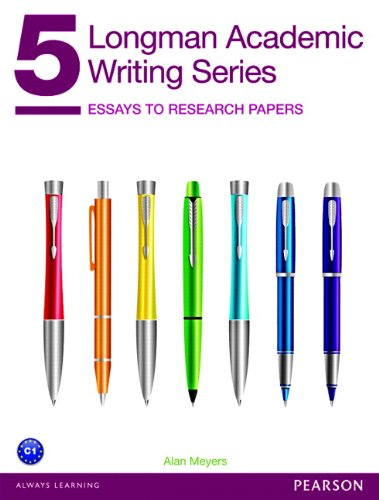 Longman Academic Writing Essays to Research Papers  2014 9780132912747 Front Cover