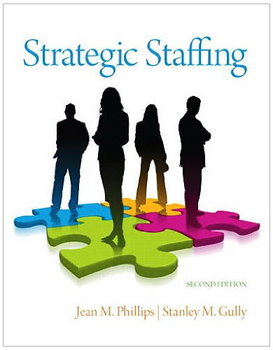 Strategic Staffing  2nd 2012 edition cover