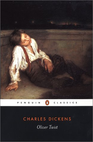 Oliver Twist   2003 (Revised) edition cover