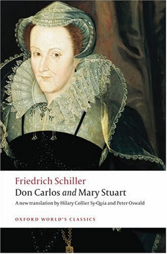 Don Carlos and Mary Stuart   2008 edition cover