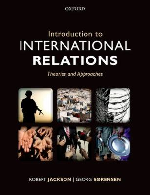 Introduction to International Relations Theories and Approaches 5th 2012 edition cover
