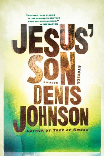 Jesus' Son Stories  2009 edition cover