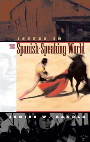 Issues in the Spanish-Speaking World   2003 edition cover
