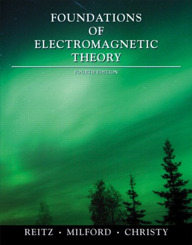 Foundations of Electromagnetic Theory  4th 2009 edition cover