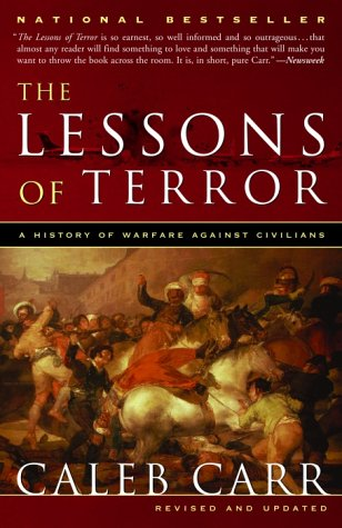 Lessons of Terror A History of Warfare Against Civilians  2003 edition cover