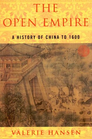 Open Empire A History of China to 1600  2000 edition cover