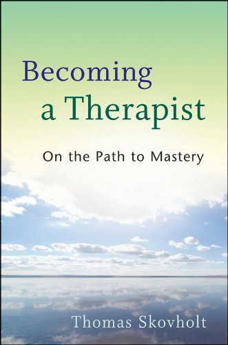 Becoming a Therapist On the Path to Mastery  2012 edition cover