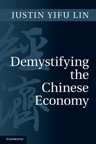 Demystifying the Chinese Economy   2011 edition cover